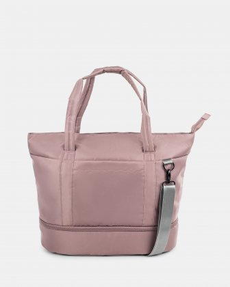 TRAVELLER - BUSINESS TOTE - PINK Bugatti
