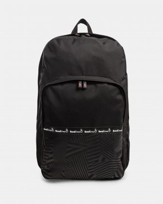Bondstreet - 15.6 Backpack with large front compartment - BLACK Bondstreet