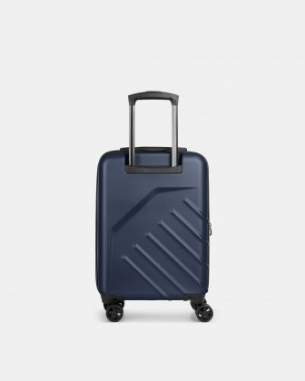 "LGA - 21.5"" LIGHTWEIGHT HARDSIDE CARRY-ON - NAVY - Swiss Mobility"