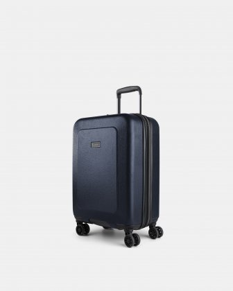 "MILANO - 21.5"" LIGHTWEIGHT CARRY-ON HARDSIDE WITH TSA LOCK - OXFORDBLUE Bugatti"