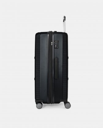 "BRUSSELS - 29"" lightweight HARDSIDE WITH TSA LOCK - BLACK - Bugatti"