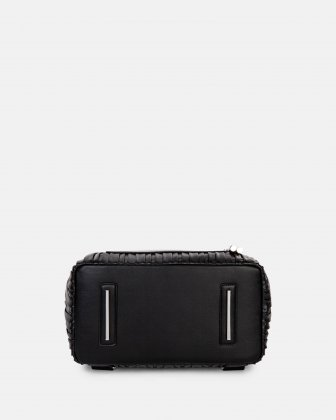 Largo - Backpack with Removable and adjustable crossbody strap - Black - Céline Dion