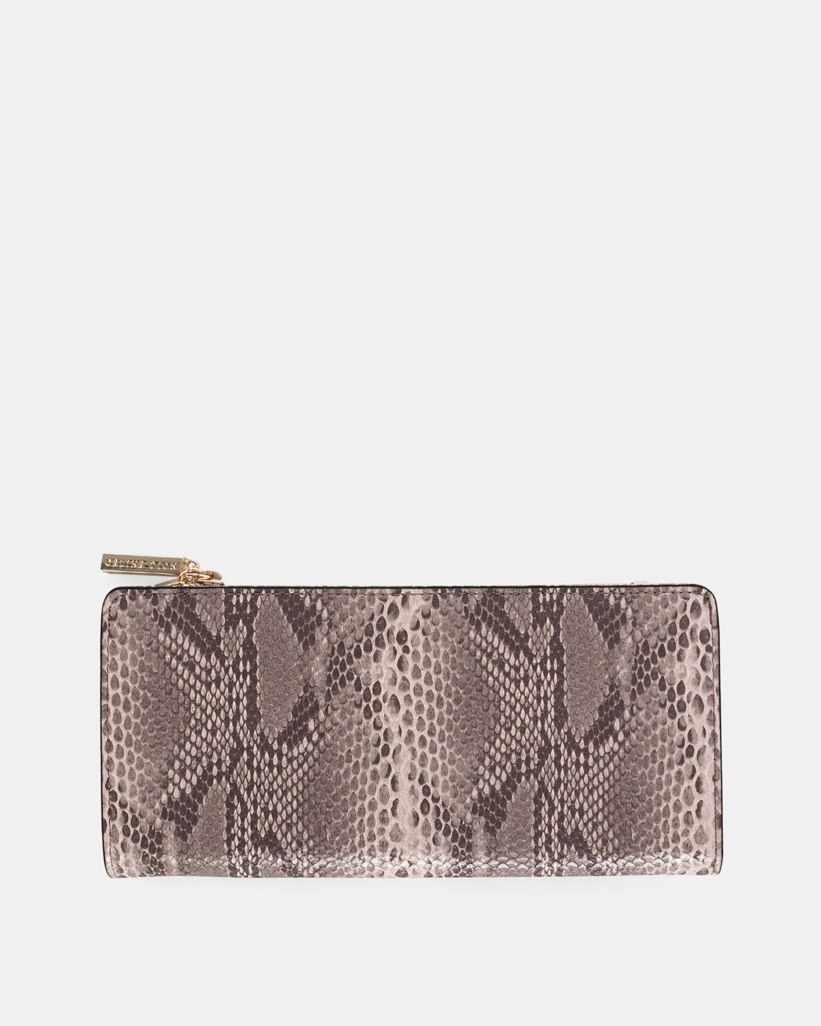 Duo - Wallet with zipper compartment - blush/snake - Céline Dion - Zoom