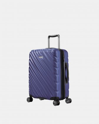 Ricardo - Scoop collection Carry-on with Integrated tech-charging - Navy Ricardo
