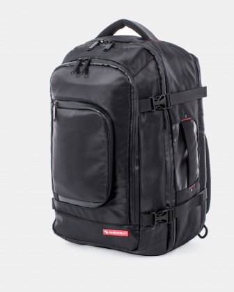 """cadence - Convertible Backpack fits most 15.6"""" laptop - Black - Swiss Mobility"""