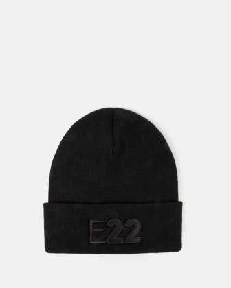 EDITION22 - LIMITED EDITION BEANIE- BLACK Bugatti