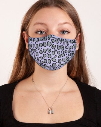 BONDSTREET - 4 WASHABLE MASKS (3 ply) + 2 (PM2.5) FILTERS - JUNIOR SIZE Bondstreet