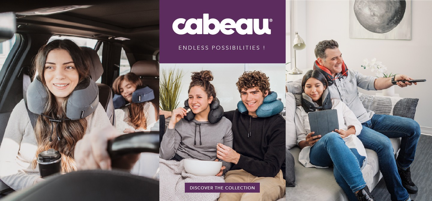 CABEAU - ENDLESS POSSIBILITIES !