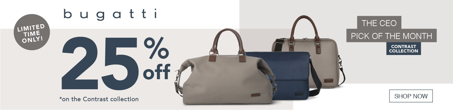CONTRAST COLLECTION - 50% OFF MONTH OF MARCH