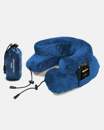 AIR EVOLUTION™ - THE INFLATABLE TRAVEL PILLOW  - Royal Cabeau