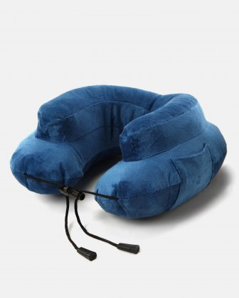 AIR EVOLUTION™ - THE INFLATABLE TRAVEL PILLOW  - Royal - Cabeau