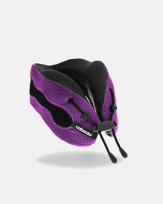 Evolution Cool Travel Pillow - PURPLE Cabeau