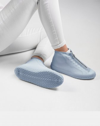 SILLIES - COUVRE-CHAUSSURES SILICONE TAILLE PETIT - HORIZON - Bondstreet