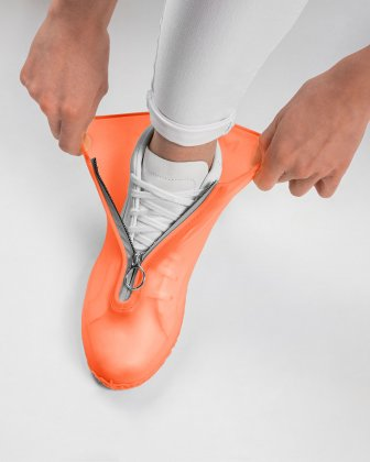 SILLIES - COUVRE-CHAUSSURES SILICONE TAILLE PETIT - AUBE Bondstreet