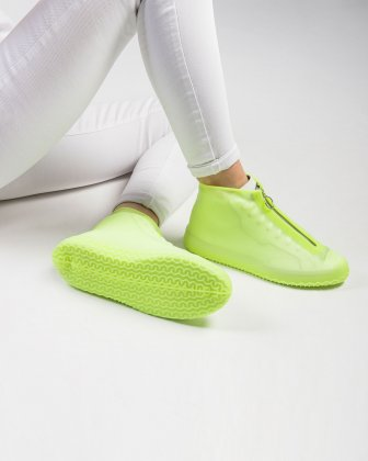 SILLIES - COUVRE-CHAUSSURES SILICONE TAILLE MOYENNE - ETINCELLE - Bondstreet