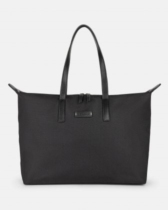 Bugatti – Reborn Collection – Tote bag with integrated shoe pocket – Made of 100% Recycled Material Bugatti