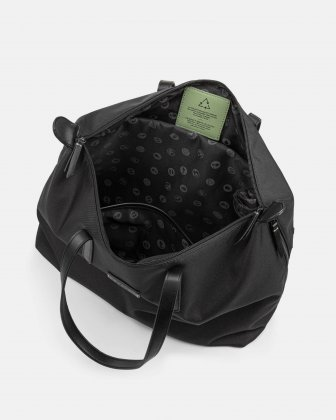 Bugatti – Reborn Collection – Tote bag with integrated shoe pocket – Made of 100% Recycled Material - Bugatti
