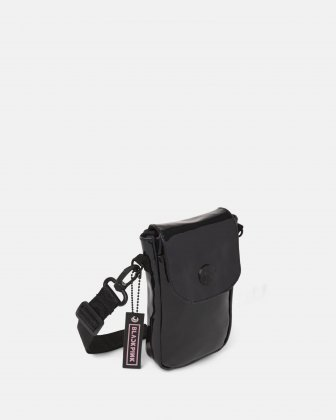 BLACKPINK - Shine On Collection - The perfect case to carry your phone and small accessories when on the move- Black - BLACKPINK