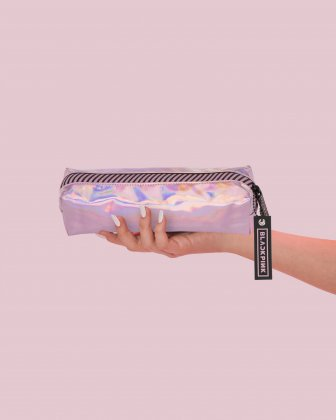 BLACKPINK - Shine On Collection - The perfect case to carry your pencils, make-up or personal accessories when on the move - Pink BLACKPINK