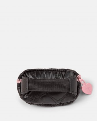 BLACKPINK - Be Still My Heart Collection - Stand out from the crowd with this cute wrist pouch - black - BLACKPINK