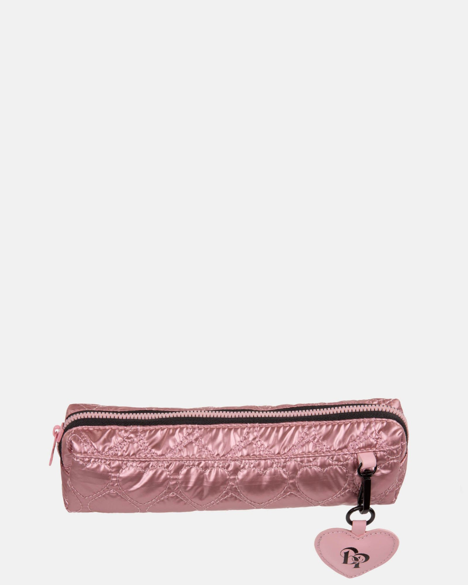 BLACKPINK - Be Still My Heart Collection - A stylish pencil case to store your pens, make-up items and smaller accessories - pink - BLACKPINK - Zoom