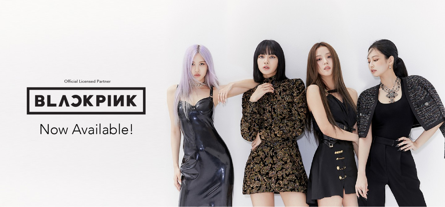 BLACKPINK // LAUNCH COLLECTION FW2021