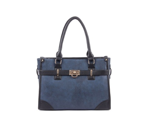 Monica business tote Bugatti