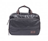 Moto-D, Dual Gusset Business Briefcase,  Bugatti