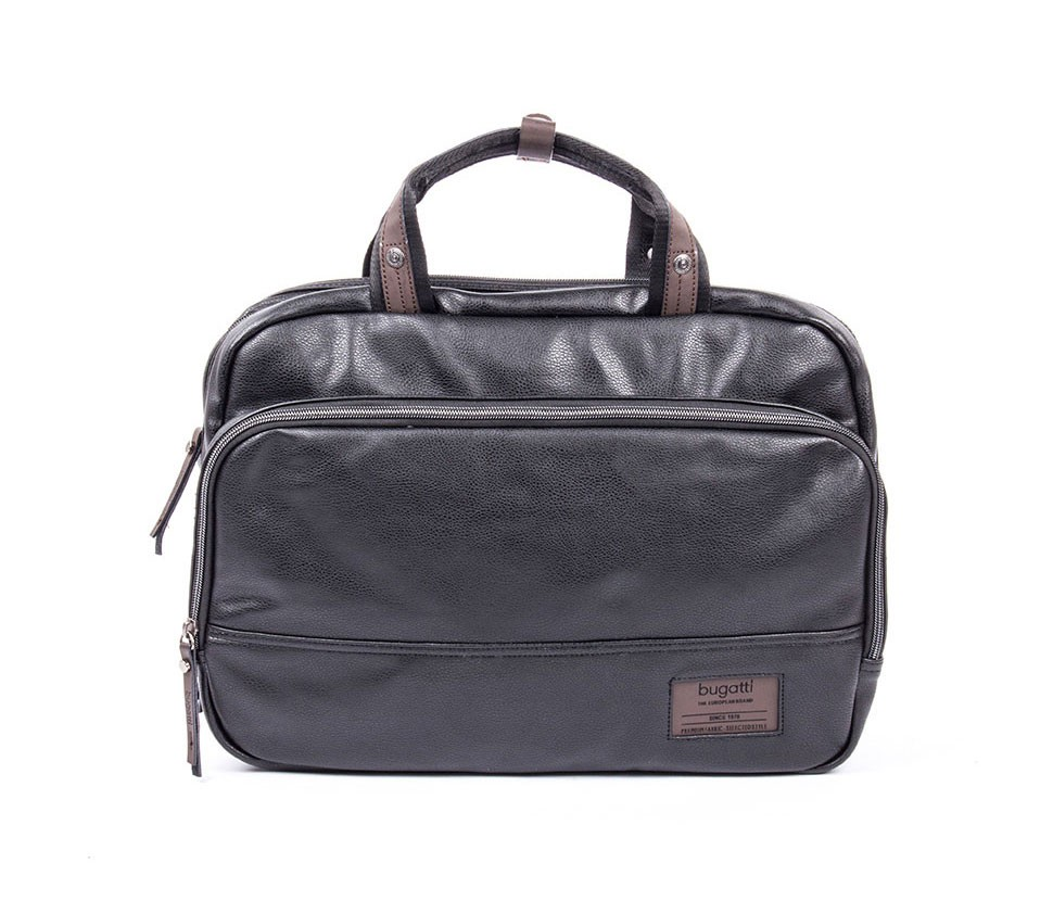 Moto-D, Dual Gusset Business Briefcase,  - Bugatti - Zoom