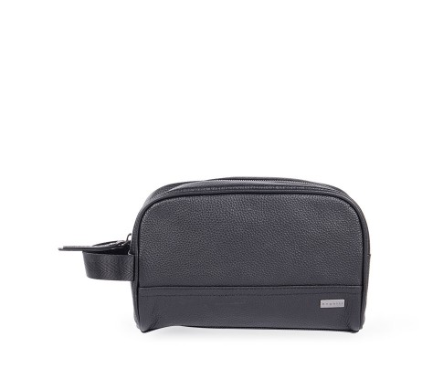 Dusk  leather washbag  Bugatti