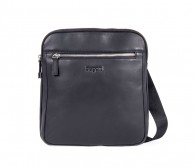 Sartoria II  leather shoulder bag  - Bugatti